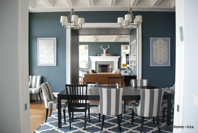Tận dụng ngay thảm trải sàn dưới bàn ăn, ngôi nhà sẽ trở nên thanh lịch và sang trọng hơn hẳn - Ảnh 16.