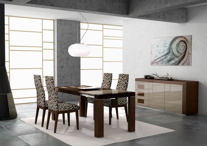 Tận dụng ngay thảm trải sàn dưới bàn ăn, ngôi nhà sẽ trở nên thanh lịch và sang trọng hơn hẳn - Ảnh 17.