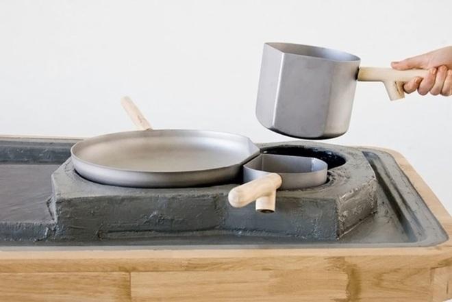 Phòng bếp nhỏ với thiết kế tích hợp mà bất kỳ nhà nào cũng ao ước có được - Ảnh 6.
