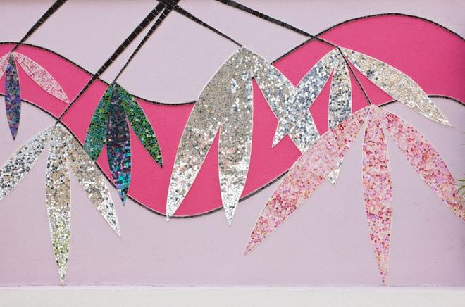 Thiết kế mảnh sân sau thành góc thư giãn đẹp mê mẩn với điểm nhấn lãng mạn từ màu hồng - Ảnh 6.