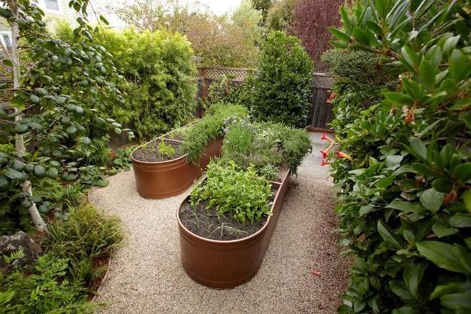 20 cách tạo luống hoa đẹp như chốn mê cung cho khu vườn mùa hè - Ảnh 2.