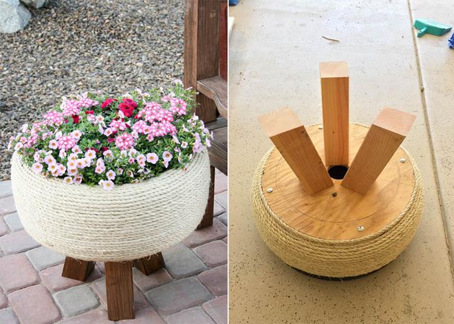 20 cách tạo luống hoa đẹp như chốn mê cung cho khu vườn mùa hè - Ảnh 6.