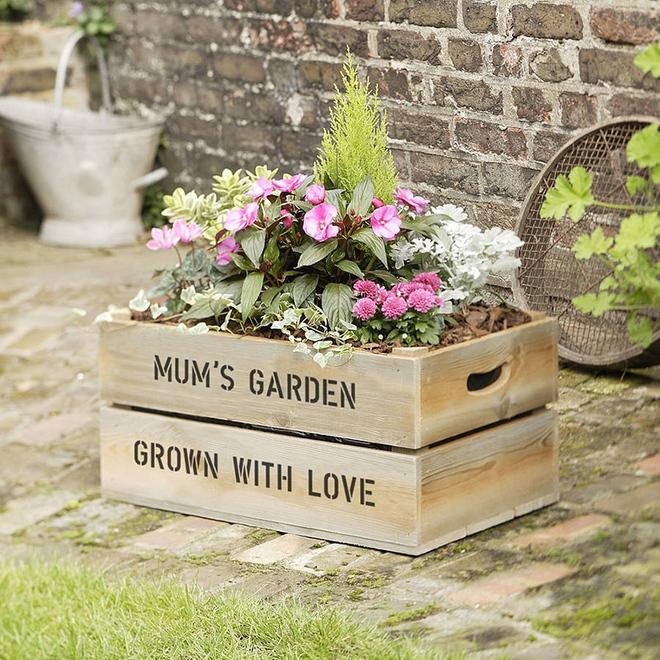20 cách tạo luống hoa đẹp như chốn mê cung cho khu vườn mùa hè - Ảnh 13.