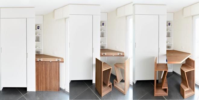 Những góc ăn sáng lãng mạn trong nhà bếp - Ảnh 4.