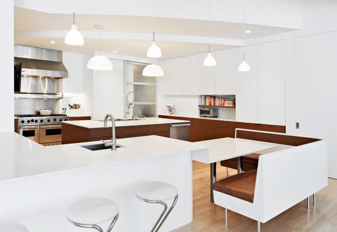 Những góc ăn sáng lãng mạn trong nhà bếp - Ảnh 7.