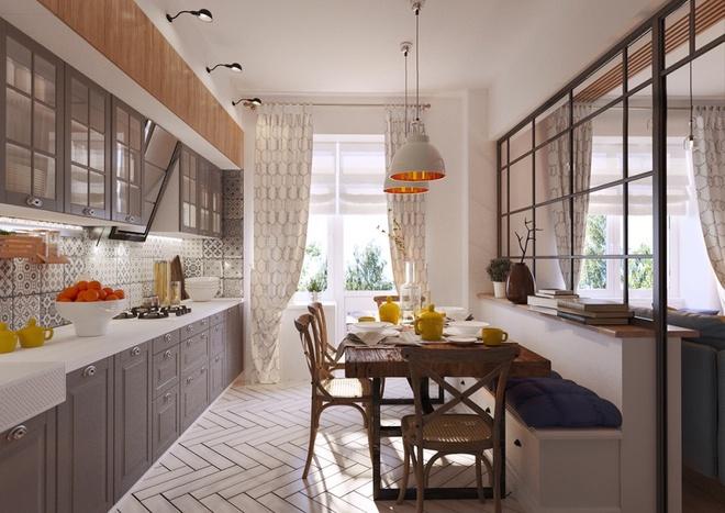 Những góc ăn sáng lãng mạn trong nhà bếp - Ảnh 15.