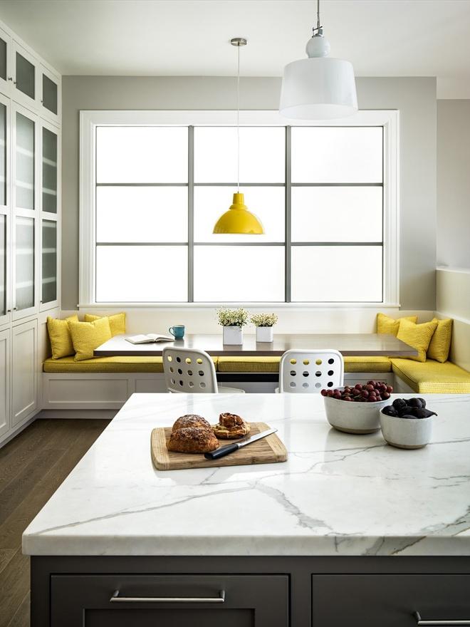 Những góc ăn sáng lãng mạn trong nhà bếp - Ảnh 17.