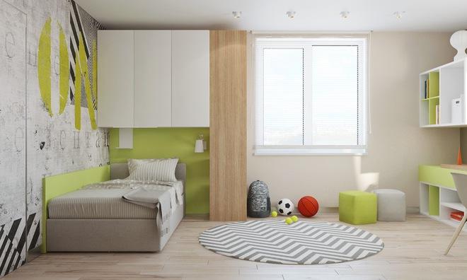 Những mẫu phòng ngủ đẹp mê ly như thế giới thần kỳ dành cho trẻ nhỏ - Ảnh 24.