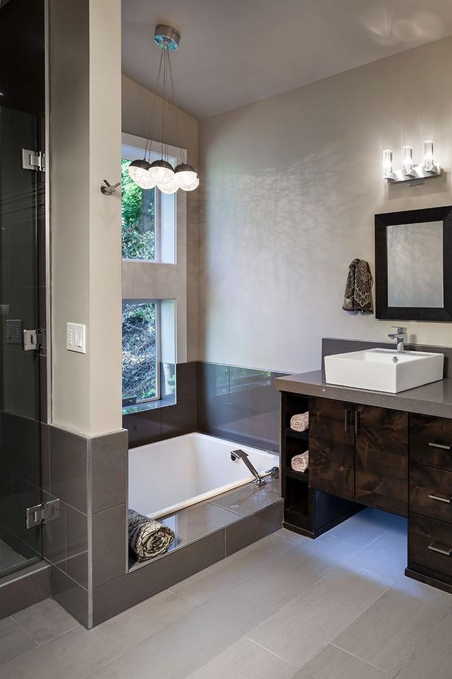 Chiêm ngưỡng những thiết kế bồn tắm chìm khơi dậy cảm hứng ngay từ cái nhìn đầu tiên - Ảnh 4.
