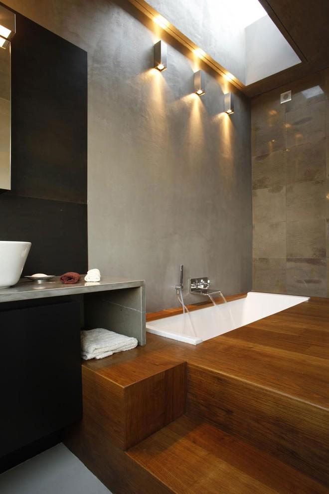 Chiêm ngưỡng những thiết kế bồn tắm chìm khơi dậy cảm hứng ngay từ cái nhìn đầu tiên - Ảnh 5.