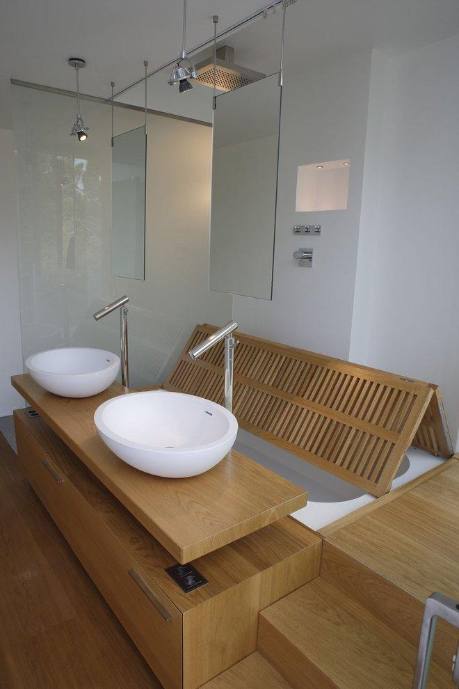 Chiêm ngưỡng những thiết kế bồn tắm chìm khơi dậy cảm hứng ngay từ cái nhìn đầu tiên - Ảnh 10.