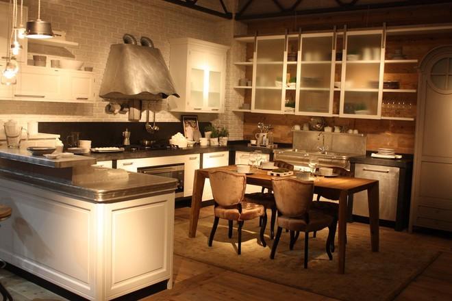 5 kiểu tủ bếp thủy tinh sẽ khiến nhà bếp trở nên đẹp lung linh hơn bao giờ hết - Ảnh 5.