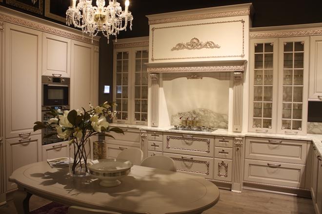 5 kiểu tủ bếp thủy tinh sẽ khiến nhà bếp trở nên đẹp lung linh hơn bao giờ hết - Ảnh 14.