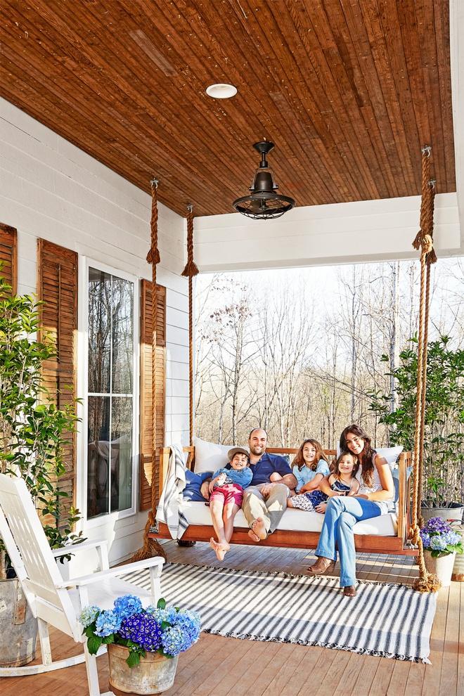 Ngôi nhà cấp 4 đẹp bình yên của gia đình 5 người này là niềm mơ ước của biết bao nhiêu người - Ảnh 2.
