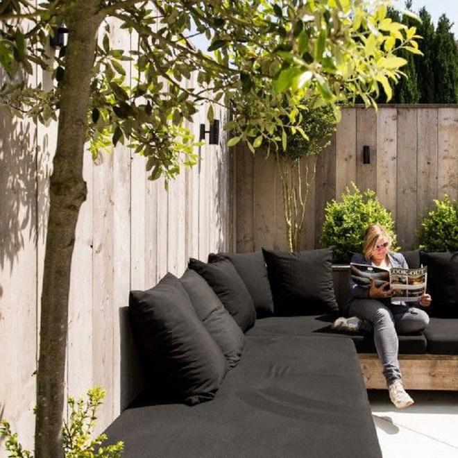 8 mẫu ghế sofa ngoài trời rất tiện nghi và đẹp mắt - Ảnh 3.