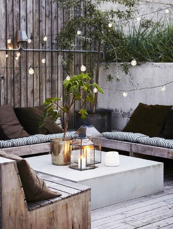 8 mẫu ghế sofa ngoài trời rất tiện nghi và đẹp mắt - Ảnh 4.