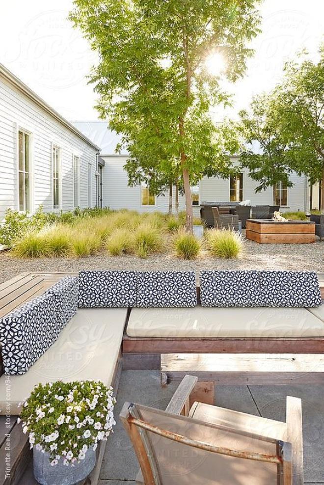 8 mẫu ghế sofa ngoài trời rất tiện nghi và đẹp mắt - Ảnh 5.