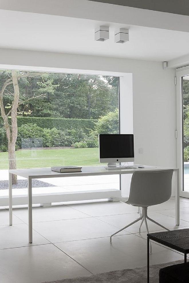10 góc làm việc tại nhà với view không thể hoàn hảo hơn - Ảnh 1.
