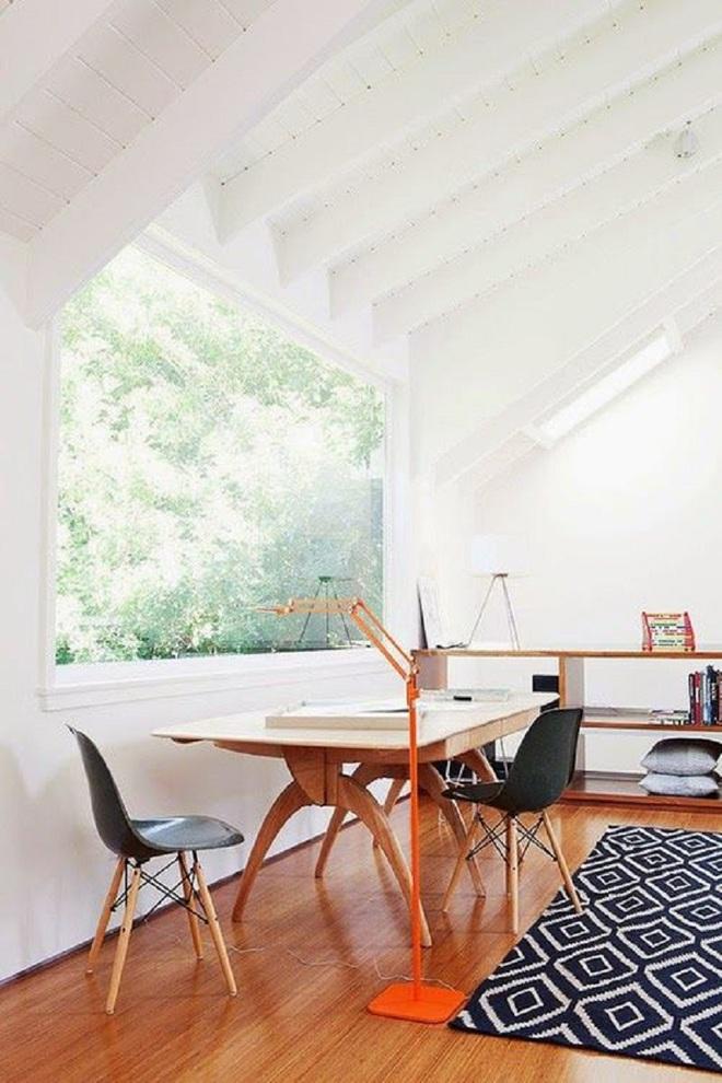 10 góc làm việc tại nhà với view không thể hoàn hảo hơn - Ảnh 4.
