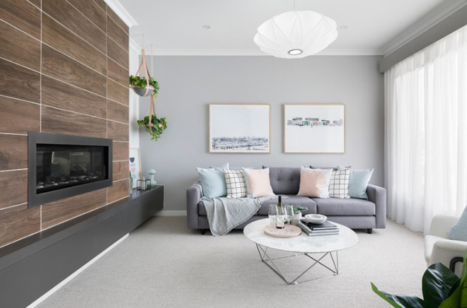 Cách phối gam màu pastel cho phòng khách mang phong cách Scandinavia chuẩn không cần chỉnh - Ảnh 5.