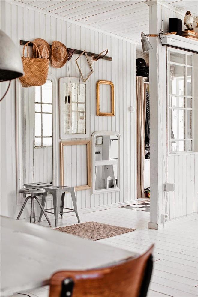 Ngôi nhà đẹp nghệ thuật khi chọn lựa trang trí phong cách Scandinavian làm chủ đạo - Ảnh 4.