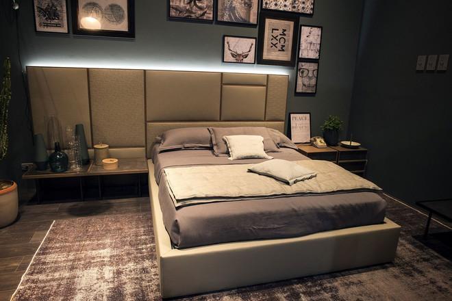 3 cách bố trí nội thất cực hay cho phòng ngủ chật - Ảnh 4.