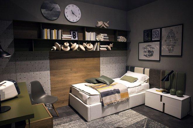 3 cách bố trí nội thất cực hay cho phòng ngủ chật - Ảnh 5.