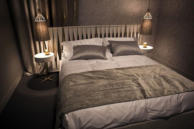 3 cách bố trí nội thất cực hay cho phòng ngủ chật - Ảnh 10.