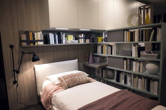 3 cách bố trí nội thất cực hay cho phòng ngủ chật - Ảnh 11.