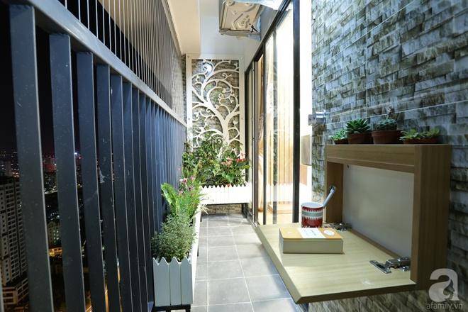 Căn hộ 100m² có những khoảng nhỏ thoáng mát của chủ nhà yêu màu vàng ở Hà Nội - Ảnh 6.