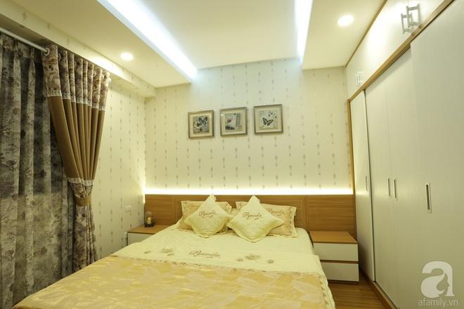 Căn hộ 100m² có những khoảng nhỏ thoáng mát của chủ nhà yêu màu vàng ở Hà Nội - Ảnh 13.