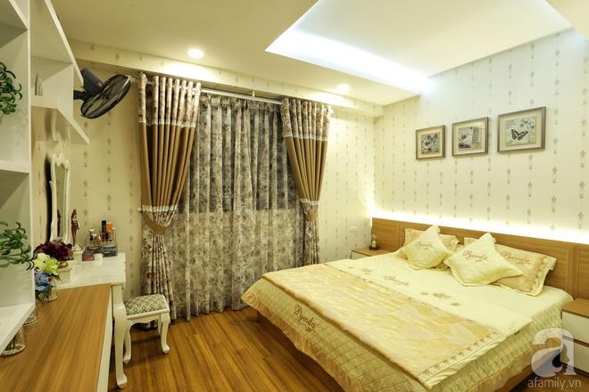 Căn hộ 100m² có những khoảng nhỏ thoáng mát của chủ nhà yêu màu vàng ở Hà Nội - Ảnh 15.