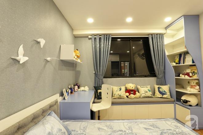Căn hộ 100m² có những khoảng nhỏ thoáng mát của chủ nhà yêu màu vàng ở Hà Nội - Ảnh 17.