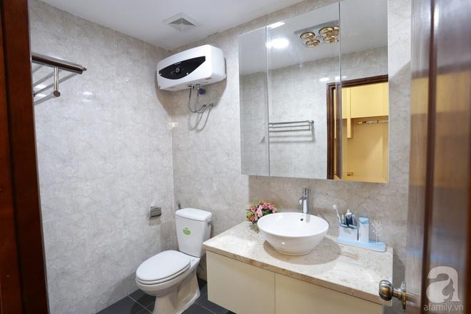 Căn hộ 100m² có những khoảng nhỏ thoáng mát của chủ nhà yêu màu vàng ở Hà Nội - Ảnh 21.