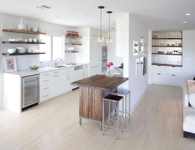 19 ví dụ minh chứng rằng một căn bếp hoàn hảo không thể nào thiếu được những chiếc kệ mở - Ảnh 10.