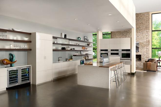 19 ví dụ minh chứng rằng một căn bếp hoàn hảo không thể nào thiếu được những chiếc kệ mở - Ảnh 18.