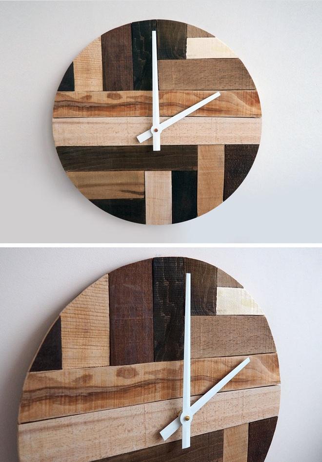 14 mẫu đồng hồ đẹp hết ý dùng để trang trí nội thất - ảnh 4