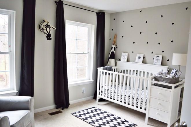 Cực đơn giản nhưng những mẫu giường cũi em bé dưới đây vẫn khiến các mẹ phải mê mẩn - Ảnh 2.