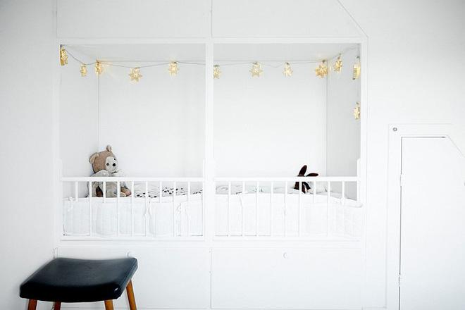 Cực đơn giản nhưng những mẫu giường cũi em bé dưới đây vẫn khiến các mẹ phải mê mẩn - Ảnh 5.