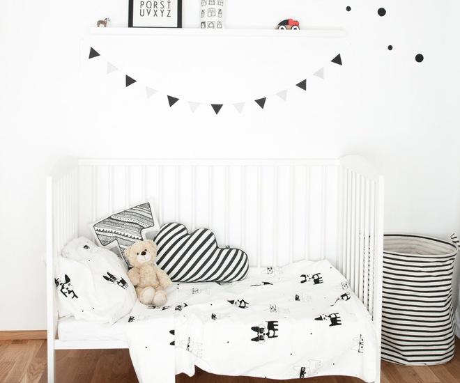 Cực đơn giản nhưng những mẫu giường cũi em bé dưới đây vẫn khiến các mẹ phải mê mẩn - Ảnh 6.
