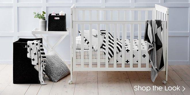 Cực đơn giản nhưng những mẫu giường cũi em bé dưới đây vẫn khiến các mẹ phải mê mẩn - Ảnh 7.