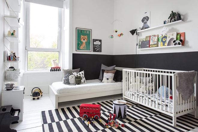 Cực đơn giản nhưng những mẫu giường cũi em bé dưới đây vẫn khiến các mẹ phải mê mẩn - Ảnh 13.