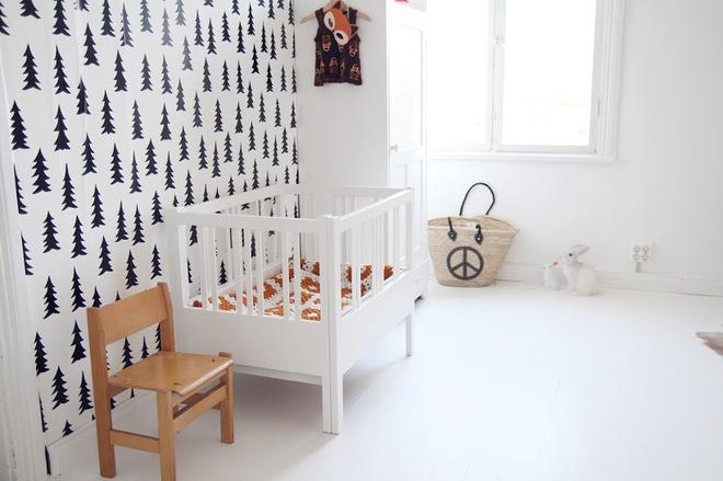 Cực đơn giản nhưng những mẫu giường cũi em bé dưới đây vẫn khiến các mẹ phải mê mẩn - Ảnh 16.