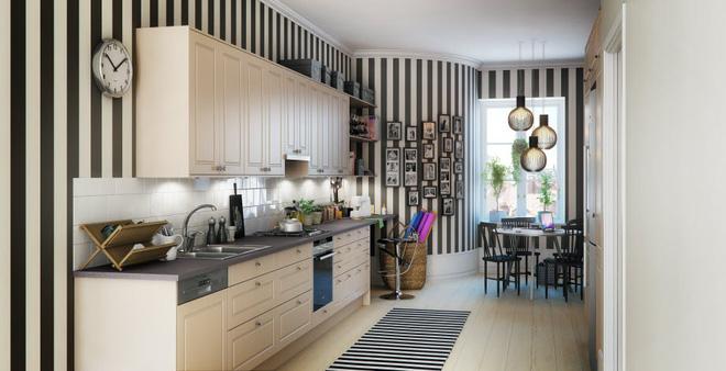 Trang trí phòng ngủ và phòng ăn sáng bừng với chiếc thảm trải sàn vô cùng đơn giản - Ảnh 11.