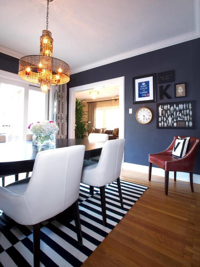 Trang trí phòng ngủ và phòng ăn sáng bừng với chiếc thảm trải sàn vô cùng đơn giản - Ảnh 14.