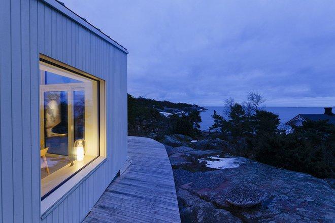 Ngôi nhà đẹp như tranh vẽ nằm sát bờ biển khiến bao người mơ ước - Ảnh 7.