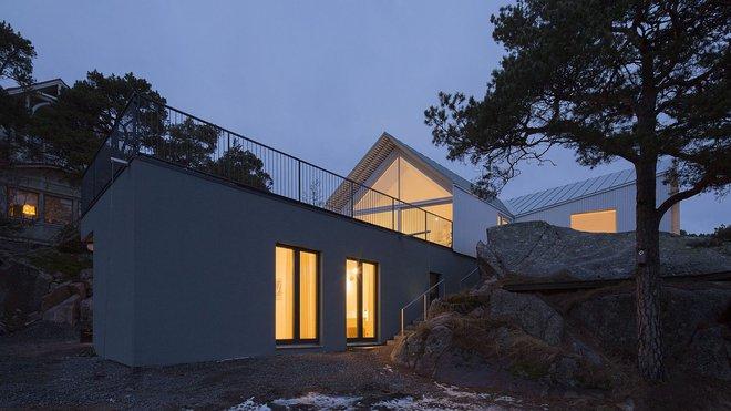 Ngôi nhà đẹp như tranh vẽ nằm sát bờ biển khiến bao người mơ ước - Ảnh 12.