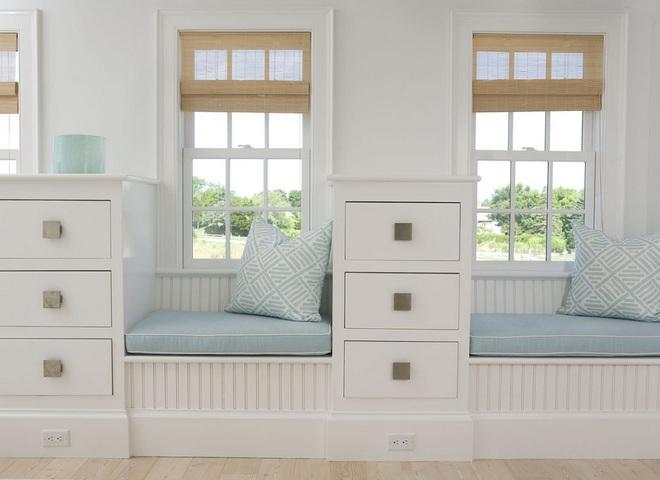 Ý tưởng thiết kế ghế bên cửa sổ: Tối giản nhưng tiện ích lớn - Ảnh 7.