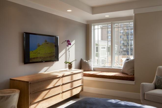 Ý tưởng thiết kế ghế bên cửa sổ: Tối giản nhưng tiện ích lớn - Ảnh 10.