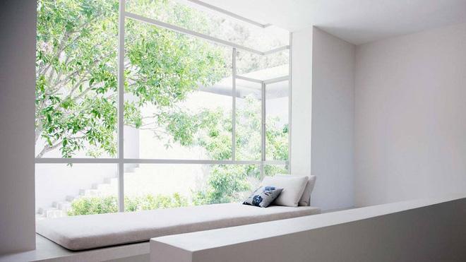 Ý tưởng thiết kế ghế bên cửa sổ: Tối giản nhưng tiện ích lớn - Ảnh 13.